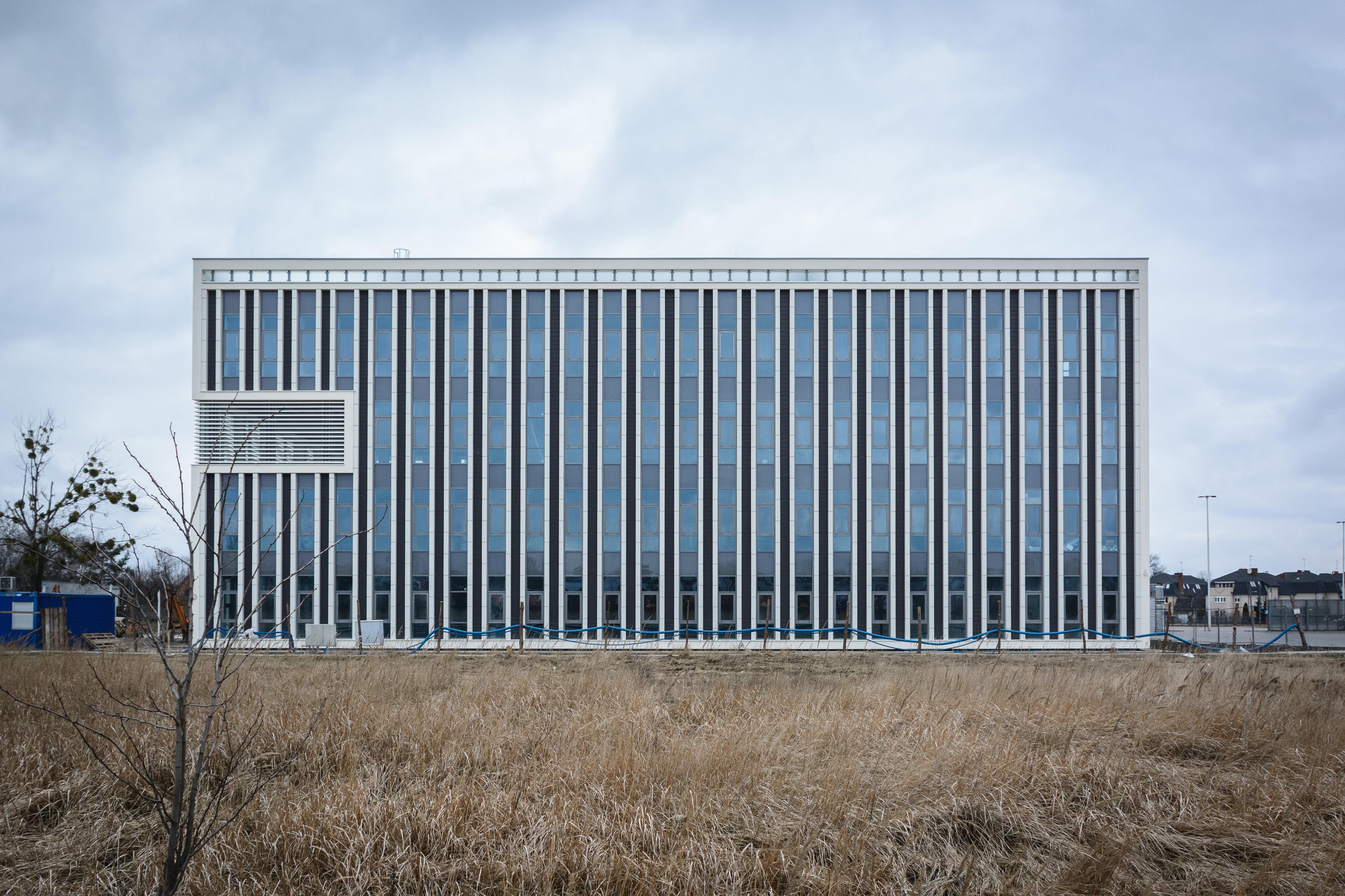 Budynek biurowy Piotr i Paweł Poznań
