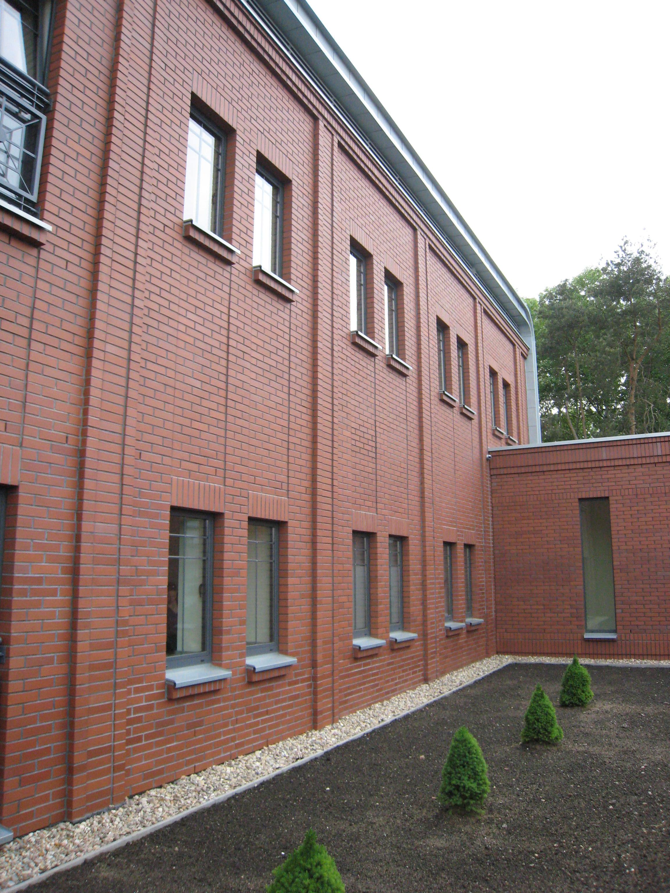 Budynek biurowy z częścią magazynową Kadefarm Tarnowo Podgórne