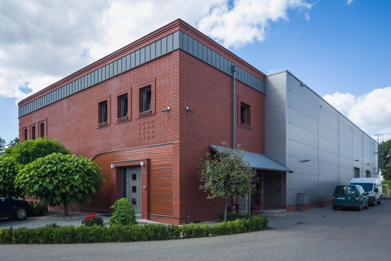 Budynek handlowy środków ochrony roślin wraz z częścią magazynową oraz administracyjną Fargo Tarnowo Podgórne