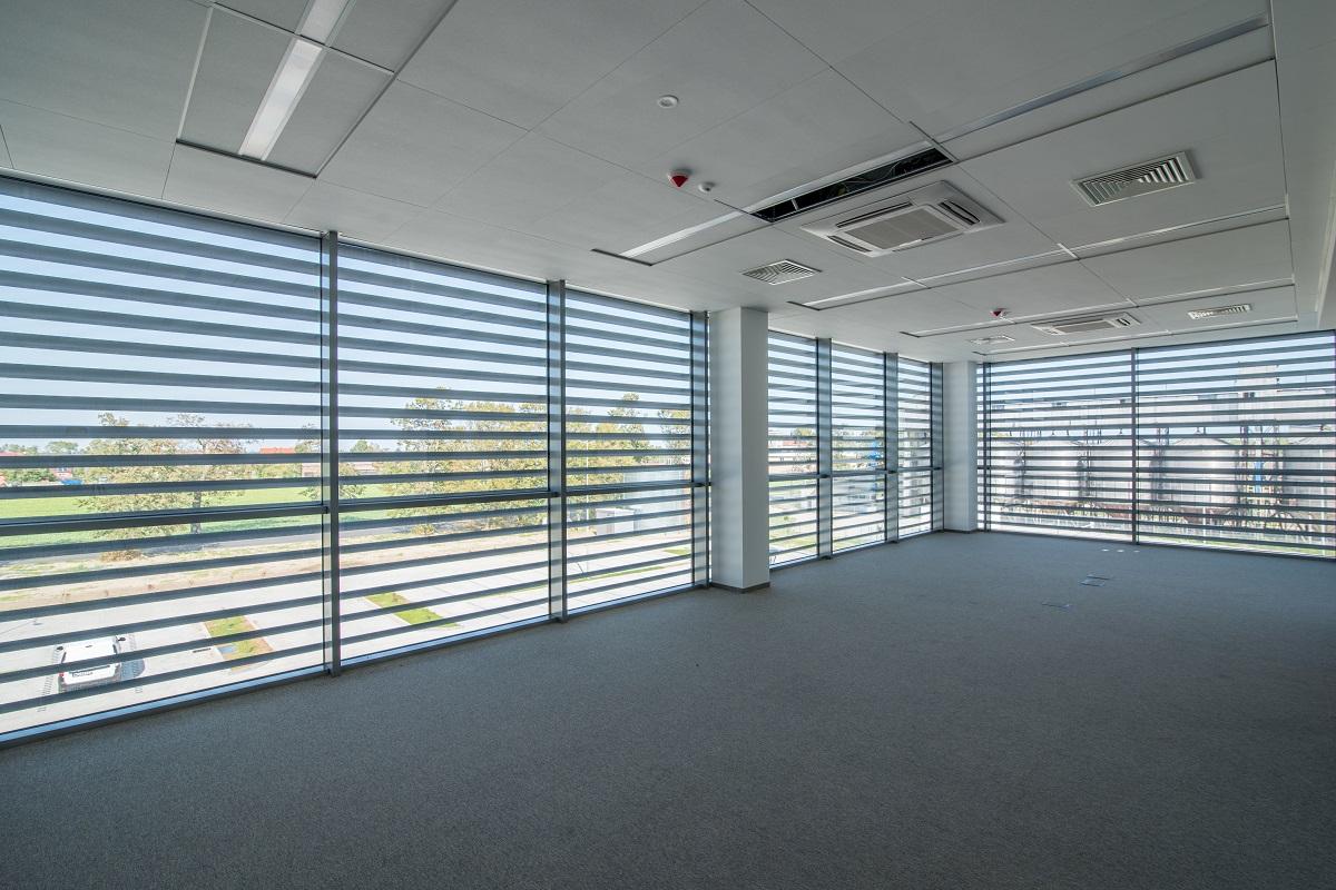 Budynek produkcyjny dań gotowych wraz z częścią magazynową oraz administracyjną Mróz S.A. Borek Wielkopolski Sala